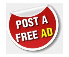 Post Free Ads now
