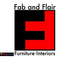 Fab and Flair Furniture & Interior Services