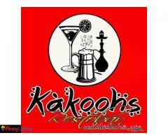 Kakooh's RESTO BAR