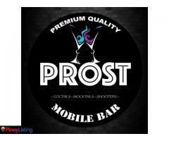 Prost Mobile Bar