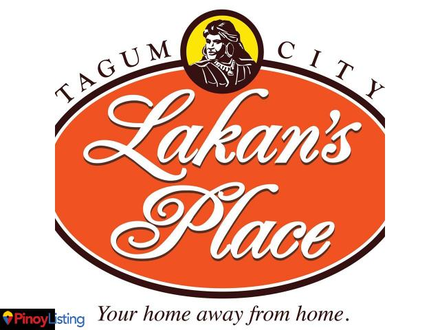 Tagum City Lakan's Place