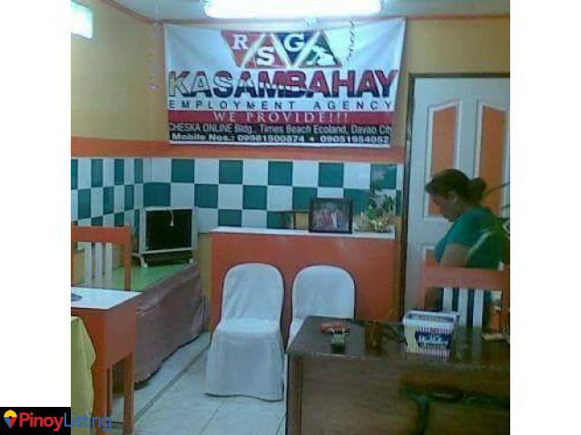 RSG Kasambahay Employment Agency
