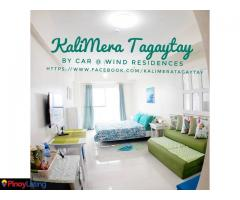 KaliMera Tagaytay by CaR at Wind Residences