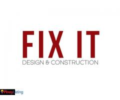 Fix It Design & Construction