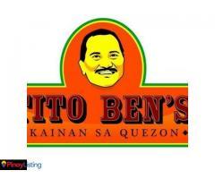 Tito Ben's Kainan sa Quezon