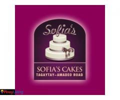 Sofia's Cakes Tagaytay
