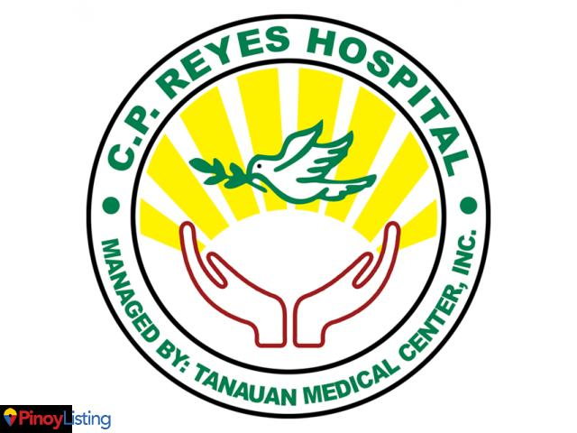 CP Reyes Hospital Managed by: Tanauan Medical Center