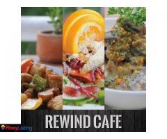 Rewind Cafe Baguio
