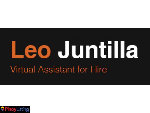 Leo Juntilla Virtual Assistant for Hire