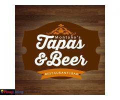 Tapas & Beer Restaurant Bar