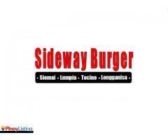 Sideway Burger