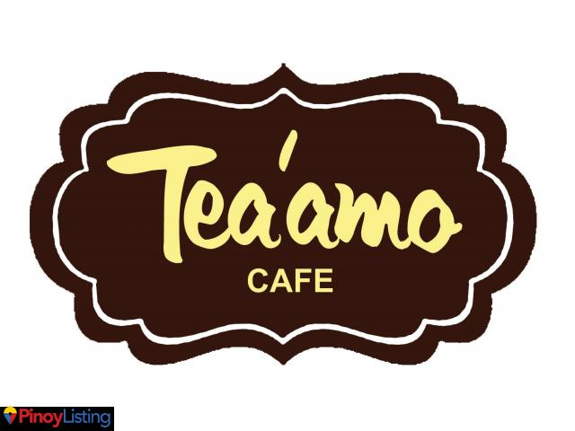 Tea'amo Tea and Coffeeshop