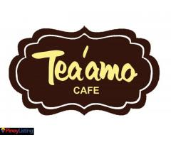 Tea'amo Tea and Coffeeshop