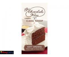 The Chocolate Kiss Cake Shop