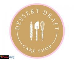 Dessert Draft Cake Shop