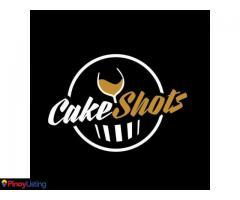 Cake shots