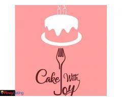 Cake with Joy