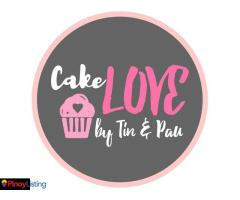 Cake Love by Tin and Pau