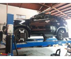Auto Repair shop and Aircon Cleaning