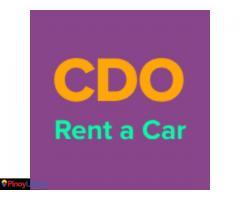 CDO Rent a Car
