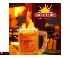 Cafe Lupe Antipolo - Restaurant, Events, KTV, Hotel
