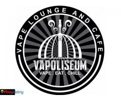 Vapoliseum Lounge and Cafe