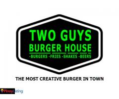 Two Guys Burger House, Antipolo