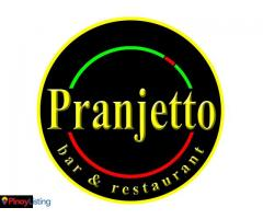 Pranjetto Bar and Restaurant - Antipolo
