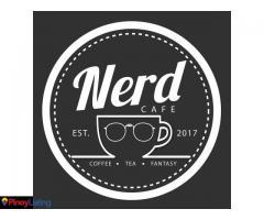 Nerd Cafe PH