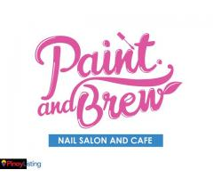 Paint and Brew Nail Salon and Cafe