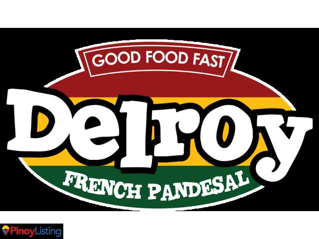 Delroy french Pandesal