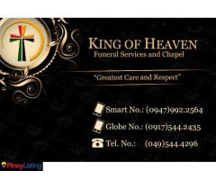 King of Heaven Funeral Service and Chapel