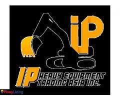 IP Heavy Equipment Trading Asia Inc.