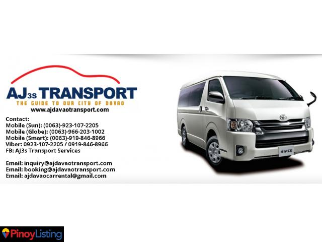 AJ3s Transport Services