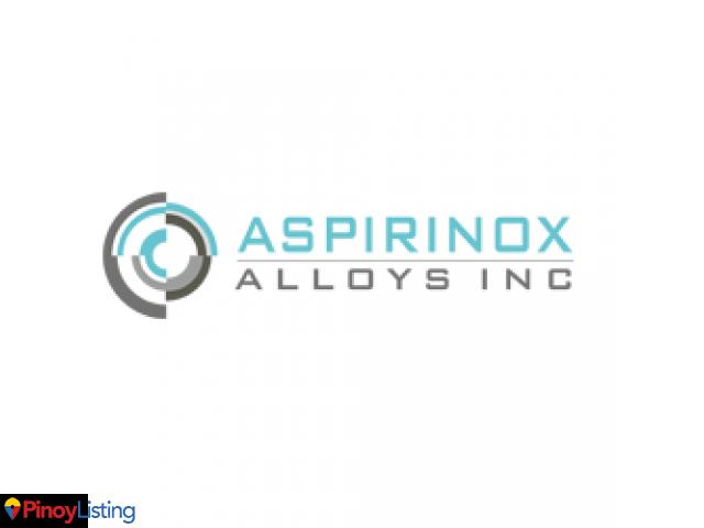 Aspirinox Alloys Inc