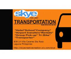 Skye The Limit Transportation