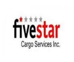 Fivestar cargo services Inc