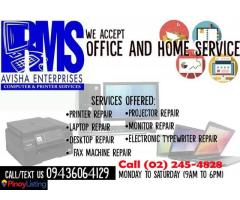 RMS Avisha Enterprises