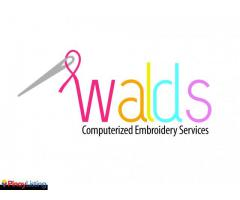 WALDS Computerized Embroidery Services