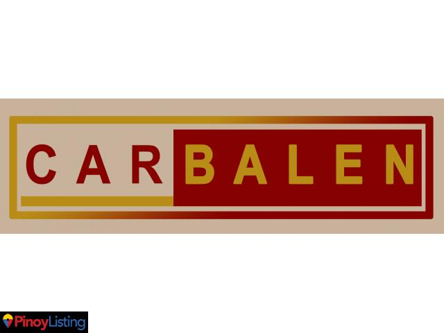 Carbalen Car Care Products