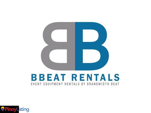 BBeat Event Rentals PH