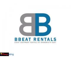 BBeat Event Rentals PH
