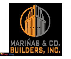 Marinas & Co. Builders Inc.