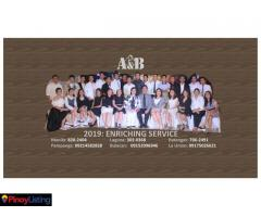 A&B Professional Pest Solutions Corporation