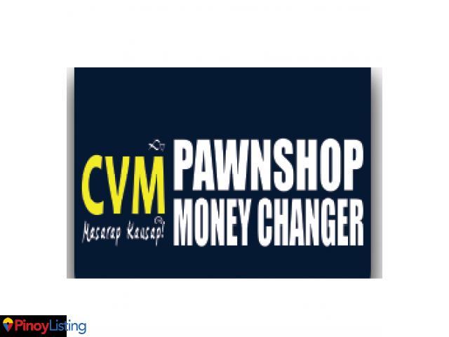CVM Pawnshop and Money Changer | Gadget Pawnshop