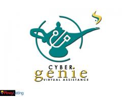 Cyber Genie Virtual Assistance