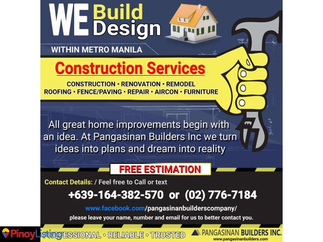 Pangasinan Builders Inc