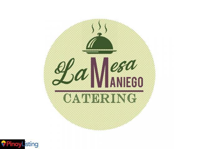 La Mesa Maniego Catering
