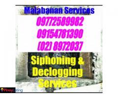 Malabanan septic tank Bacarra 09772589982