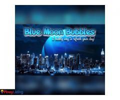 Blue Moon Bubbles Cafe